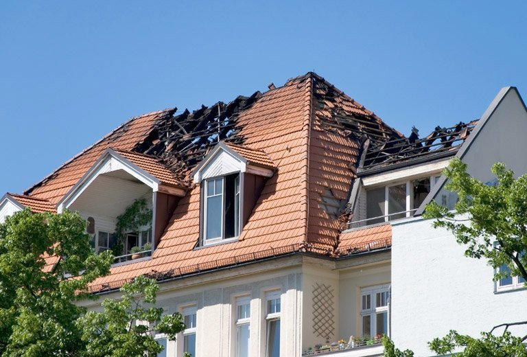 Fire Damage Restoration Encino California