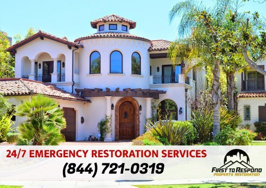 Water Damage Cleanup Encino California