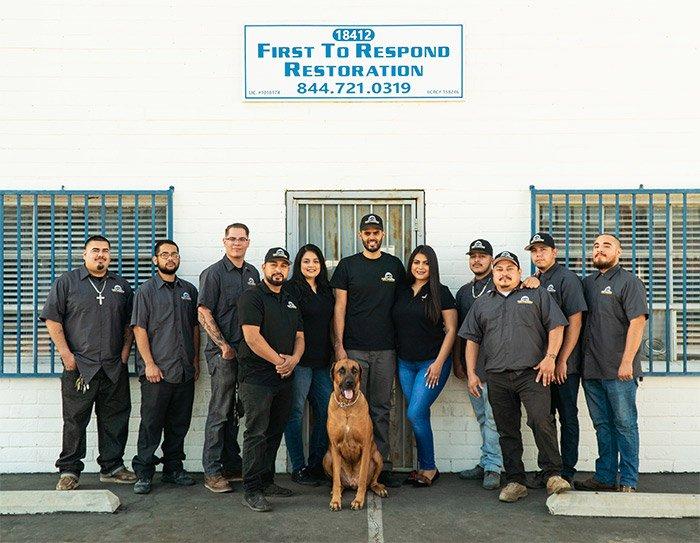 Water Damage Restoration Company San Fernando Valley