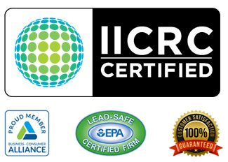 IICRC Certified Restoration Company Los Angeles