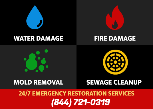 24 Hour Restoration Services