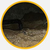 Water Removal Crawlspace