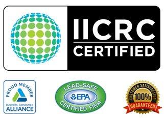 IICRC Certified Restoration Company Glendale