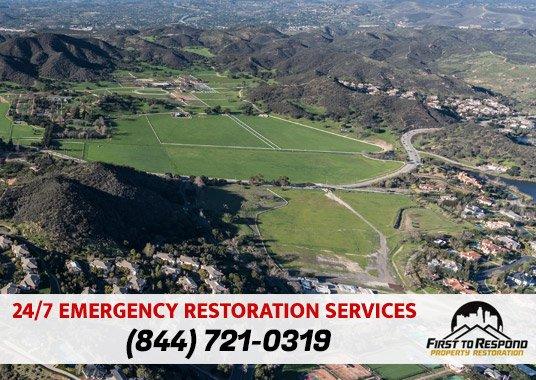 Water Damage Cleanup Hidden Hills California