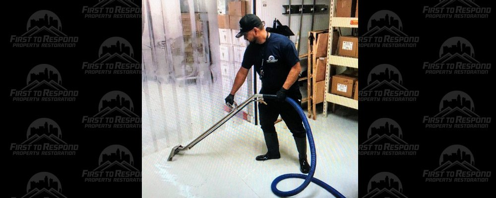Commercial Spill Cleanup